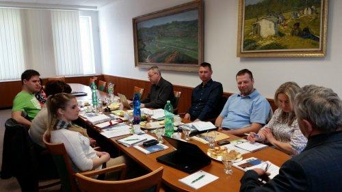 Setkání MAS v rámci projektu Spolupráce